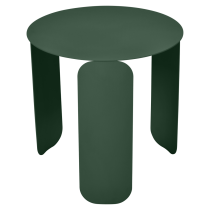 Table basse Bebop Ø45 - Fermob - Vert cèdre
