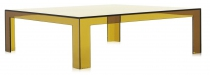 TABLE BASSE INVISIBLE KARTELL CARRE