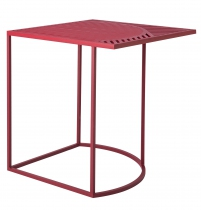 TABLE BASSE ISO-B OUTDOOR - Noire