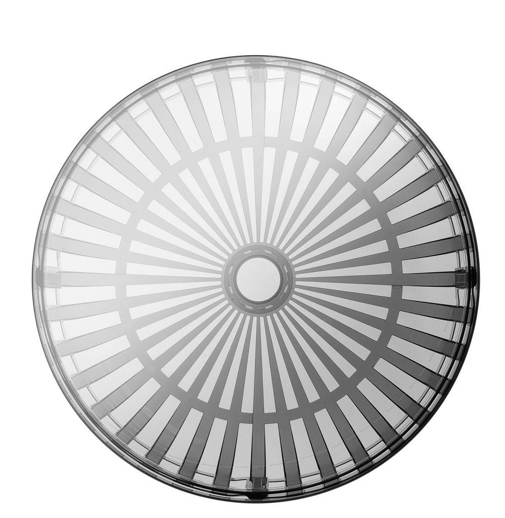 Table basse Panier - Kartell - Fumé