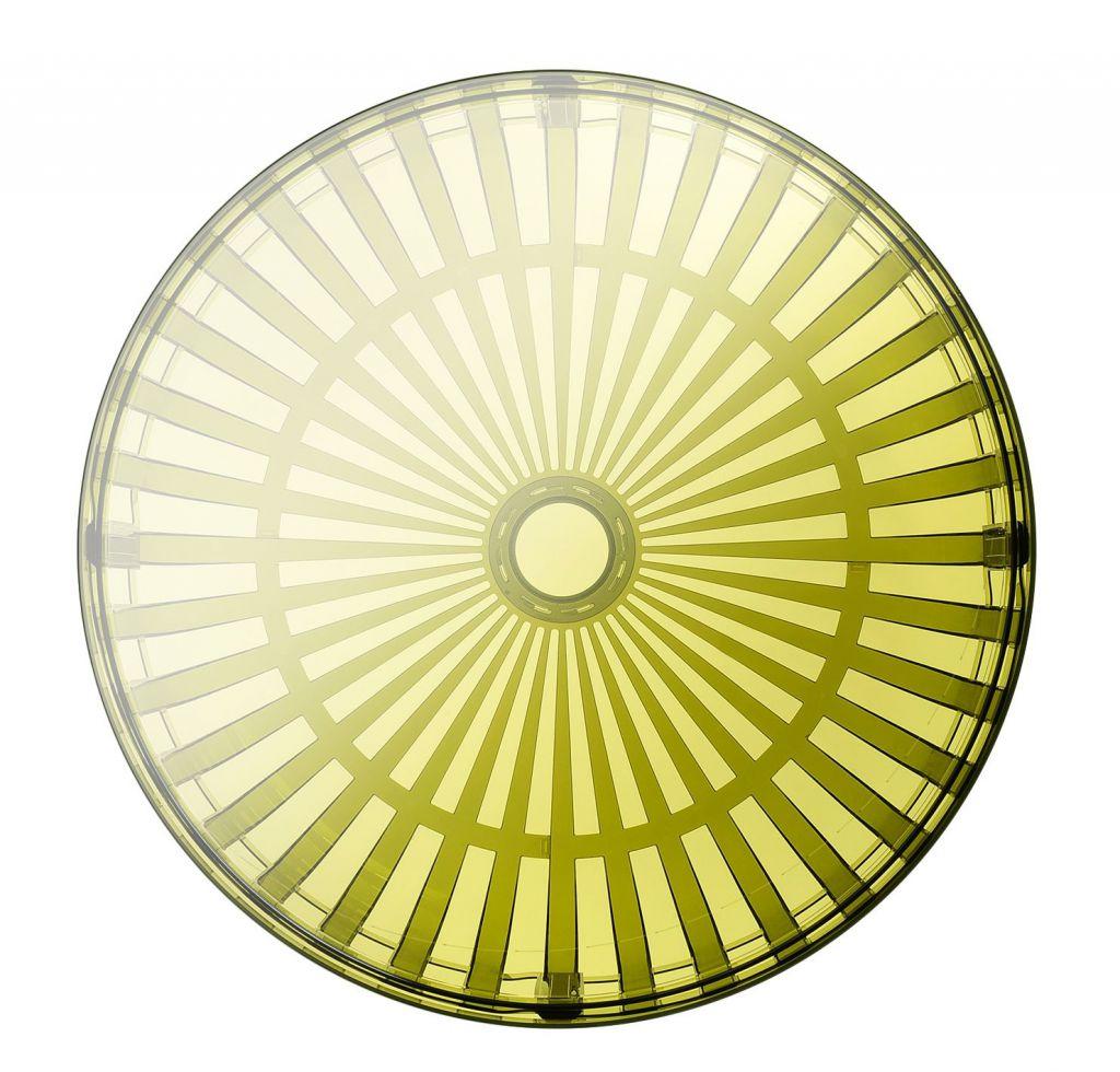 Table basse Panier - Kartell - Vert
