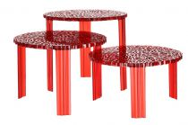TABLE BASSE T-TABLE KARTELL - Basso