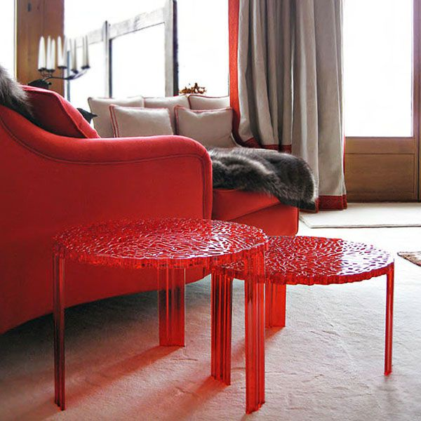 TABLE BASSE T-TABLE KARTELL - Medio