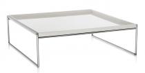 TABLE BASSE TRAYS KARTEE 80X80 CM