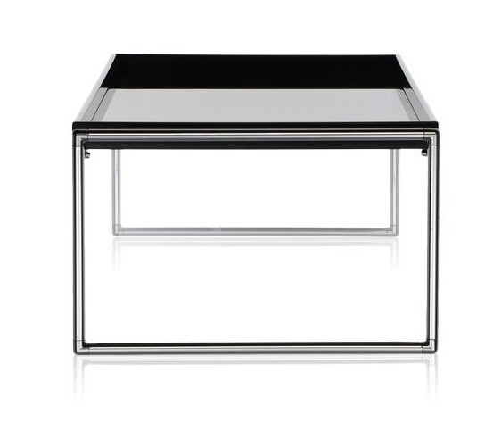 Kartell Tray Coffee Table: TABLE BASSE TRAYS KARTELL 80X40 CM