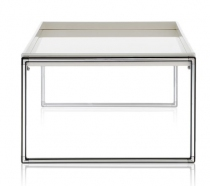 TABLE BASSE TRAYS KARTELL 80X40 CM