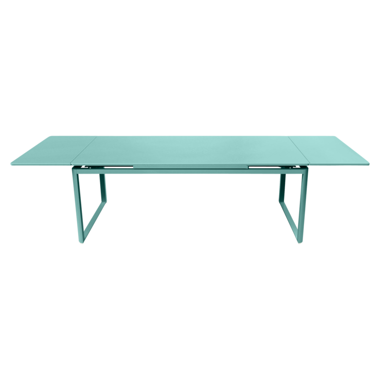 TABLE BIARRITZ A ALLONGES 100 X 200/300 - Cèdre