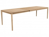 TABLE BOK ETHNICRAFT EXTENSIBLE - 180/280 x 100 cm