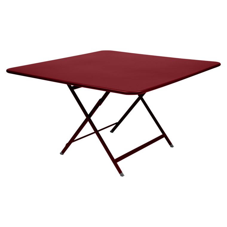 TABLE CARACTERE 128 X 128 CM - Muscade
