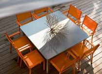 TABLE CRAFT OUTDOOR JARDIN FERMOB OKXO