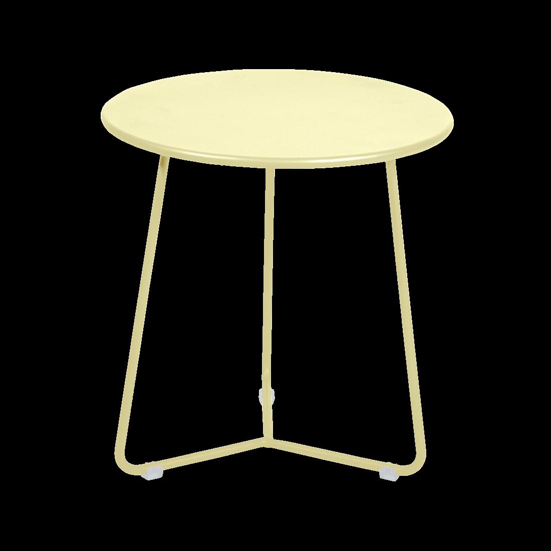 Table d\'appoint et tabouret Cocotte - Fermob