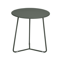 TABLE D\'APPOINT/TABOURET COCOTTE FERMOB