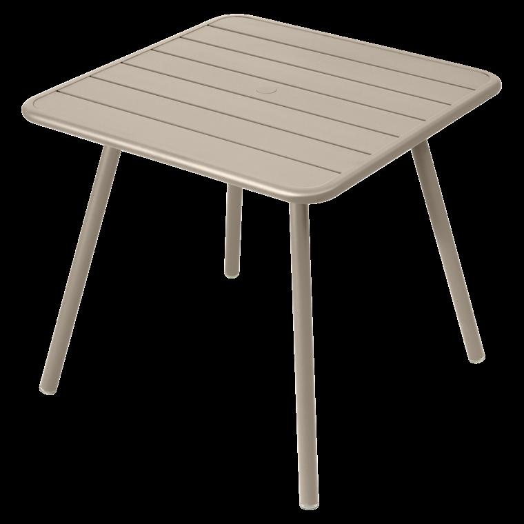 TABLE DE JARDIN Luxembourg OUTDOOR FERMOB OKXO