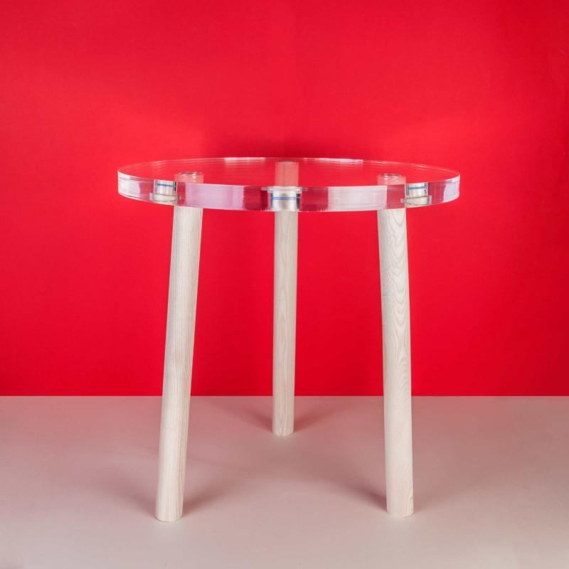 Table des copains - La Chaise Française