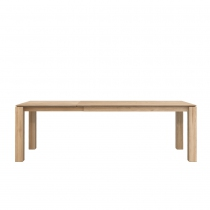TABLE EXTENSIBLE SLICE ETHNICRAFT