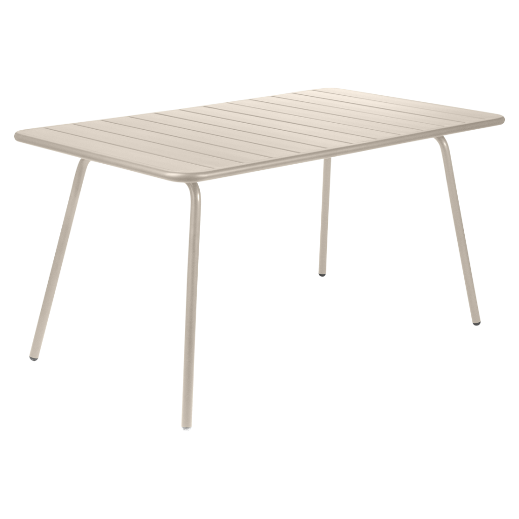 Table Luxembourg - 143 x 80 - Fermob