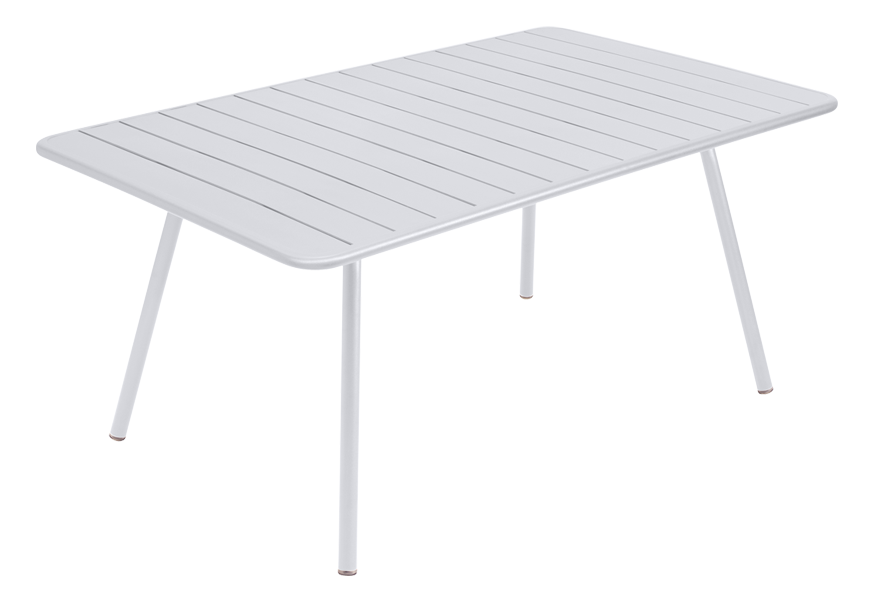Table Luxembourg - 165 x 100 - Fermob - Blanc