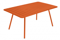 Table Luxembourg - 165 x 100 - Fermob - Carotte