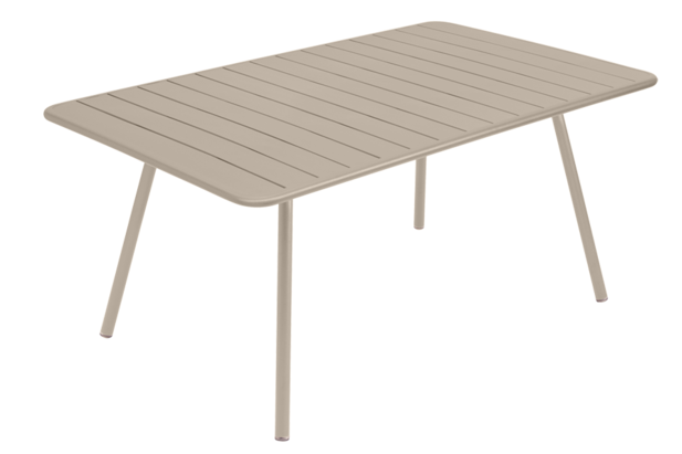 Table Luxembourg - 165 x 100 - Fermob - Muscade
