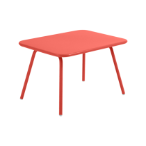 TABLE LUXEMBOURG KID 76 X 55.5 CM - Verveine