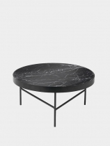 TABLE MARBRE NOIR FERM LIVING