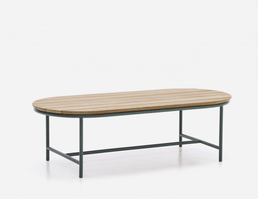 Table Outdoor Contour - 200 x 90 - Vincent Sheppard