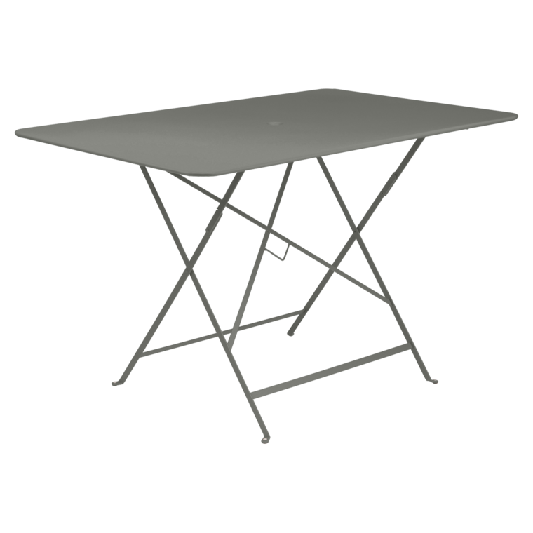 TABLE PLIANTE BISTRO 117 X 77 CM - Blanc