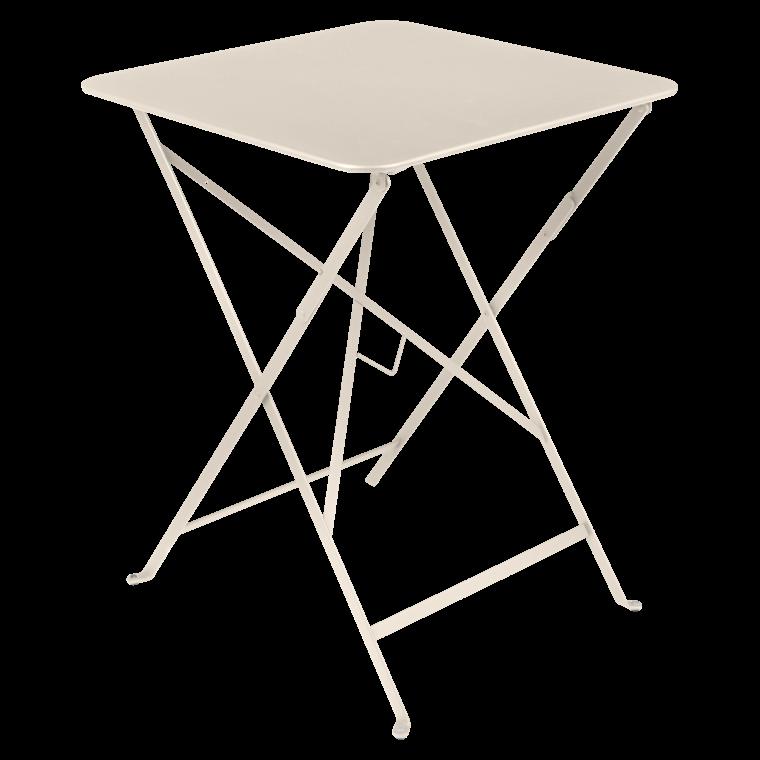 table pliante bistro fermob 57 x 57 cm. Black Bedroom Furniture Sets. Home Design Ideas