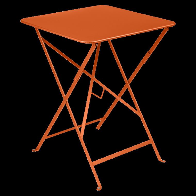 TABLE PLIANTE BISTRO 57 X 57 CM - Verveine