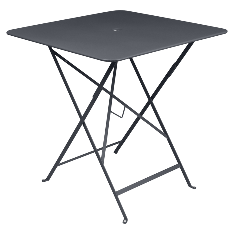 TABLE PLIANTE BISTRO 71 X 71 CM - Fuschia