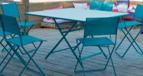 TABLE PLIANTE CARACTERE FERMOB