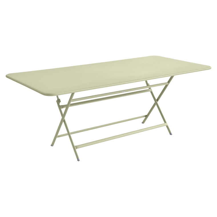 Table pliante caractere fermob rectangulaire - Table rectangulaire pliante ...