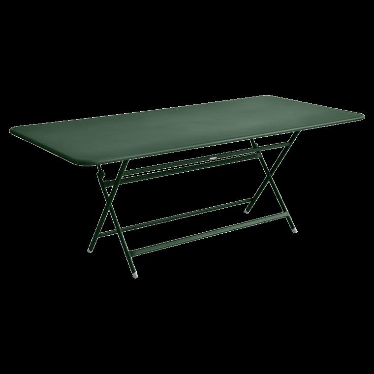 TABLE PLIANTE CARACTERE FERMOB RECTANGULAIRE