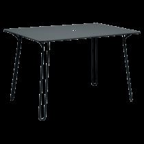 TABLE SURPRISING 120 X 77 CM - Gris orage
