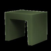 Tabouret concrete recyclé vert - Fatboy