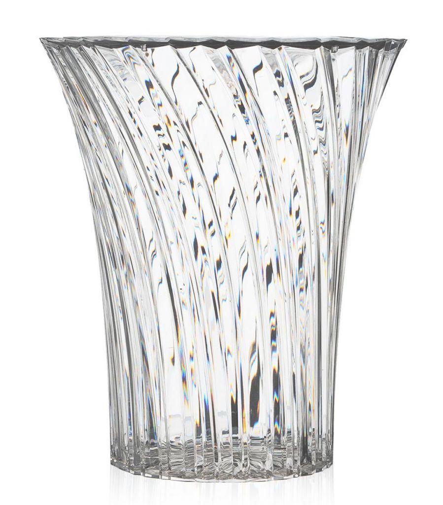TABOURET SPARKLE KARTELL - Cristal