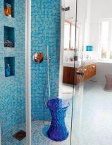 Tabouret Stone - Kartell - Bleu