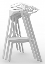 TABOURET STOOL ONE H77 MAGIS