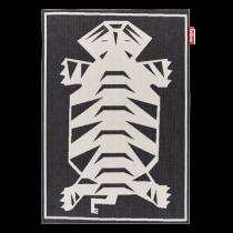 Tapis Carpretty Tigre Noir 160 x 230 cm - Fatboy