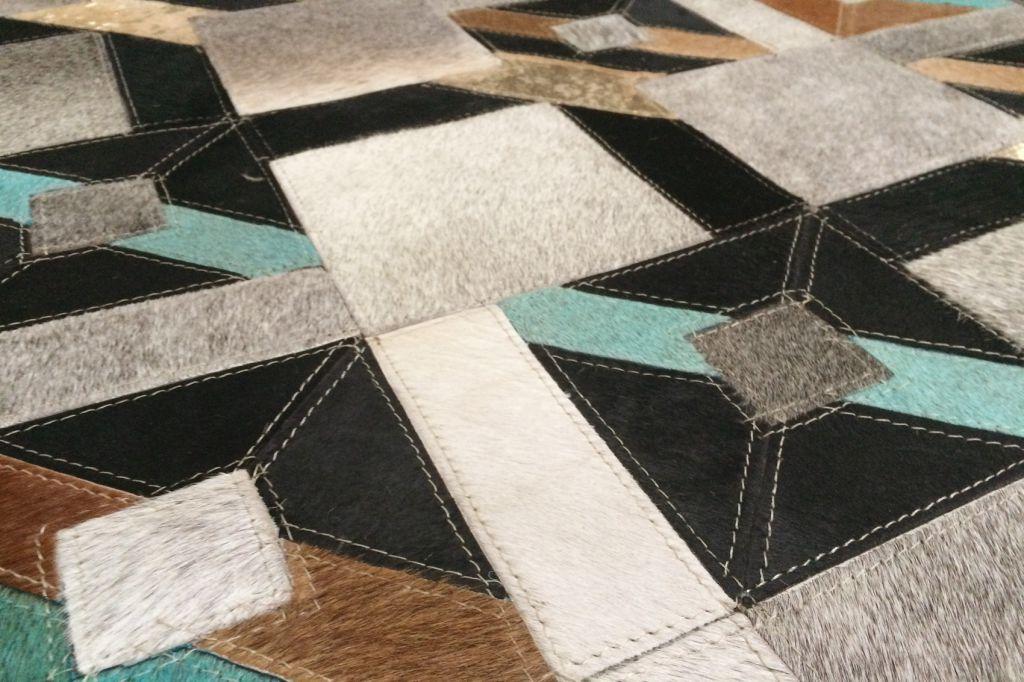 tapis cuir nauvoo serge lesage. Black Bedroom Furniture Sets. Home Design Ideas