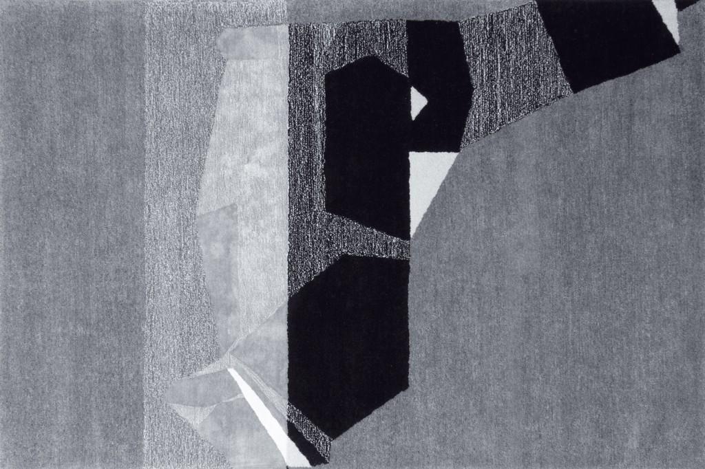 Tapis Paysage 1 - Serge Lesage
