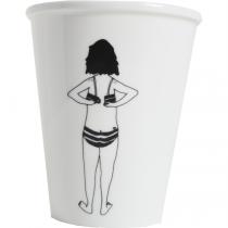 Tasse porcelaine - Helen B