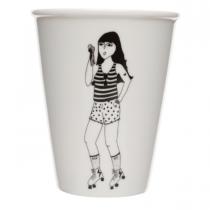 Tasse Roller girl - Helen B