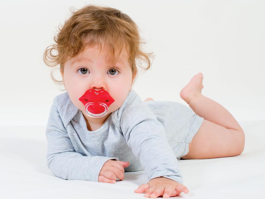 Tétine lèvres - Bitten