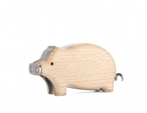 Tire bouchon Piggy - Kikkerland