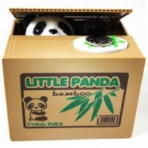 Tirelire panda attrape pièces - Original Cup