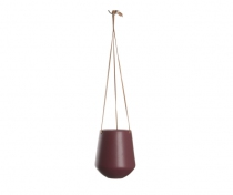 VASE A SUSPENDRE MEDIUM SKITTLE  - Bordeaux