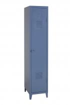 Vestiaire B1 haut - Mat - Tolix - Bleu provence