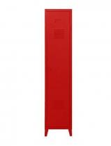 Vestiaire B1 haut - Mat - Tolix - Piment
